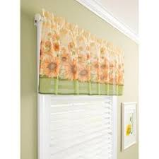Sunflower Kitchen Curtains Sunflower Tulle Curtains For Kitchen Door Curtains For Living Room