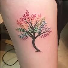 45 rainbow tattoos tattoofanblog