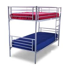 Double Decker Bed by Wholesale Latest Double Bed Design Double Deck Bed Metal Bunk Bed