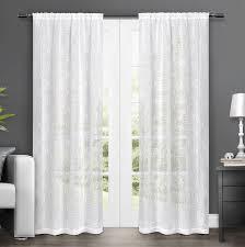 decor semi sheer curtains sheer panel curtain drapes sheers
