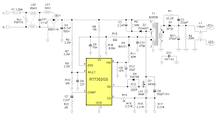design guidelines for rt7302 and rt7304 psr led driver richtek