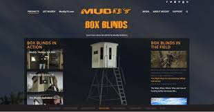 Bow Hunting Box Blinds Box Blinds Muddy Outdoors Muddy Outdoors