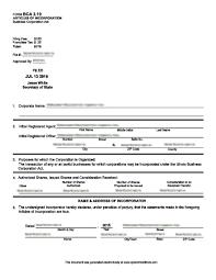 illinois incorporation u0026 registered agent incparadise