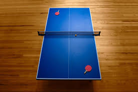 create a home ping pong rooms