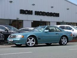 mercedes sl280 used 1995 mercedes 280sl sl280 with hardtop for sale in lancashire