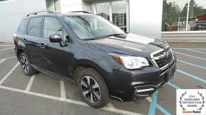 used certified one owner 2017 subaru forester premium catskill