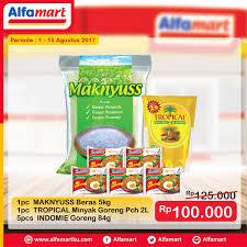 Minyak Goreng Tropical Di Alfamart maureen maureen ld