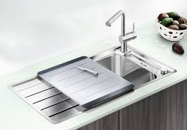 blanco axis ii 6 s if stainless steel inset kitchen sink u0026 basin