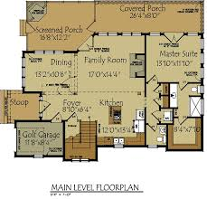 cottage floorplans small lake cottage floor plan max fulbright designs
