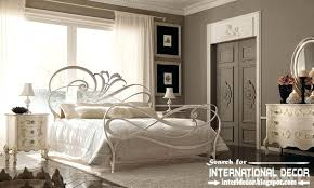 Wood And Wrought Iron Headboards Wrought Iron Bedroom Set U2013 Lidovacationrentals Com