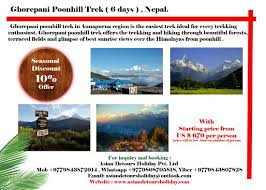 Short trekking package in Nepal Picture of Asian Detours