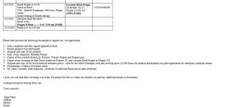 bunch ideas of covering letter for student visa application italy