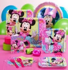 minnie mouse party supplies disney minnie mouse party supplies tableware decorations party