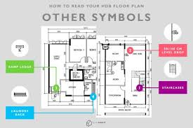 read the plan guide to reading hdb floor plan