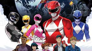power rangers ongoing comic book series nerdist