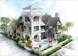 Walton House Floor Plan Gulfview At Watersound Beach Watchtower Floor Plan South Walton