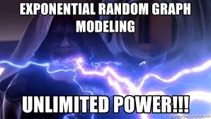 Unlimited Power Meme - exponential random graph modeling unlimited power unlimited