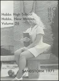 hobbs high school yearbook 1971 hobbs high school yearbook online hobbs nm classmates