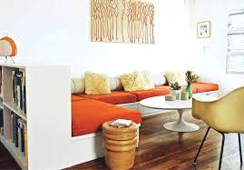 Orange Floor L Cozy Moroccan Floor Seating Decor Floor Moroccan Style Floor
