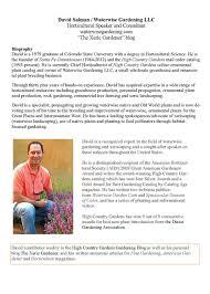 colorado native plant society durango botanical society meet the horticulture all stars