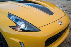 nissan 370z yellow limited edition respect thy heritage