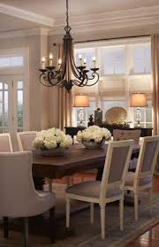 formal dining room window treatments diningroom tables chairs chandeliers pendant light ceiling