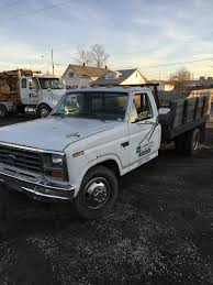 1986 Ford F350 Dump Truck - ford f350 1 ton dump truck single axle for sale in evansville