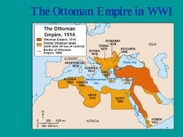 Ottoman Power by Decline Of European Colonial Power And Rise Of Nationalism