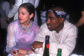 tupac shakur dumped madonna because she was white prison letter