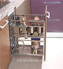 Kitchen Cabinet Pull Out Baskets China Suppliers Best Selling Stainless Steel Kitchen Cabinet