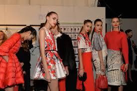 fall winter 2015 2016 fashion show backstage elisabetta franchi