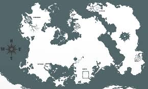 Worlds Map by Fantasy World Map By Pullich On Deviantart