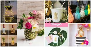 Pineapple Home Decor Wonderful Pineapple Decor Ideas That Will Steal The Show