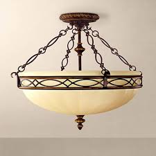 Light Fixture Collections Feiss Edwardian Collection 23 Wide Ceiling Light Fixture G0448