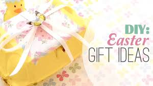 diy 3 cute easter gift ideas for family u0026 friends youtube