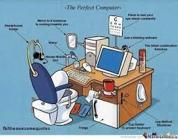 Desk Meme - best computer desk ever by beaner meme center