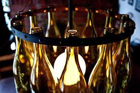 Wine Bottle Light Fixtures Wine Bottle Chandelier Kit Wine Bottle Chandelier Design