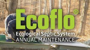 ecoflo ecological septic system u2013 annual maintenance youtube
