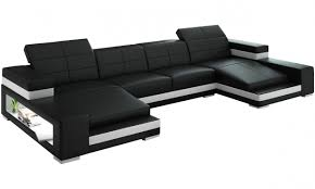 Double Chaise Sectional Aubrey Double Chaise Sectional Sofa Design Image 18 Chaise Design