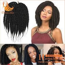 how to style xpressions hair 12inch havana mambo crochet twist hair kanekalon hair protective