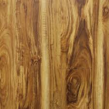 Laminate Flooring In Home Depot Islander Semillion 12 Mm Thick X 5 71 In Wide X 47 83 In Length