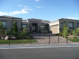 Single Story Home by Single Story Homes Centennial Hills The Bridges Group At Realty