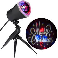 Mr Christmas Musical Laser Light Show Projector by Lightshow Projection Plus Whirl A Motion And Static Merry
