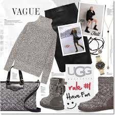 ugg womens isla boots boot remix with ugg isla contest entry polyvore