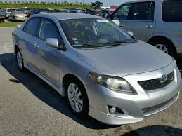 toyota corolla s 2009 for sale auto auction ended on vin 1nxbu40e59z096175 2009 toyota corolla s