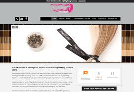 Hair Extension Birmingham by Inbound Marketing Conversion Marketing U0026 Seo Case Studies