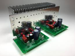 how to design and build an amplifier with the tda2050 circuit basics