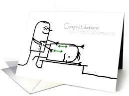 doctor who congratulations card doctor of chiropractic graduation congratulations stick figures card