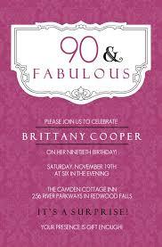 birthday invitation wording 90th birthday invitation wording 90 birthday 90th birthday