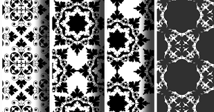 free vector ornament patterns